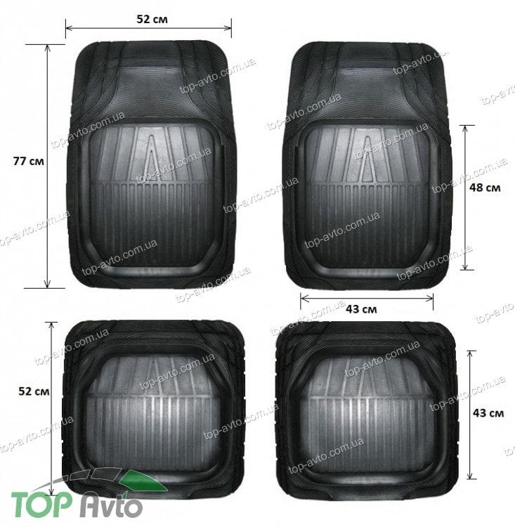 Как выбрать коврики в салон и в багажник авто?
