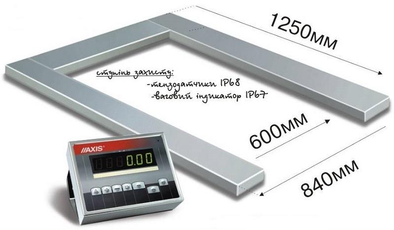 Весы паллетные