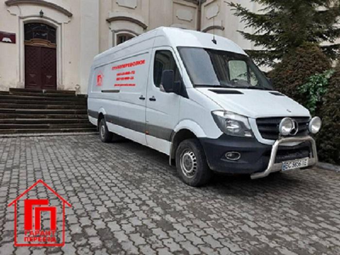Вызов грузового такси в Днепропетровске
